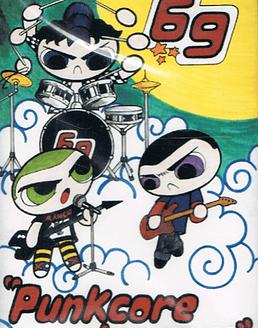 "69 · ""Punkcore... de nuevo"" Cs"