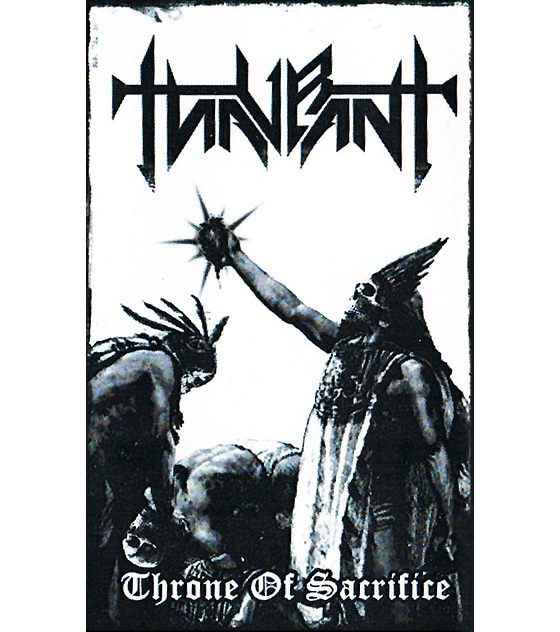 Thaurant · Throne Of Sacrifice, demo Cs