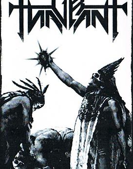Thaurant · Throne Of Sacrifice, demo Cs