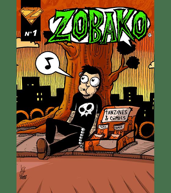 Revista Comics Zobako Nº1