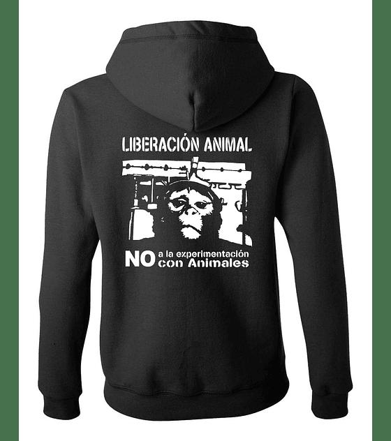 Polerón Mujer · Liberación Animal