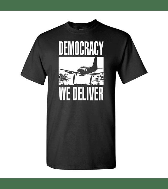 Polera Democracy · We Deliver
