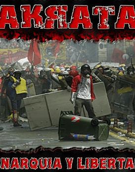 Akrata · Anarquia Y Libertad Cd