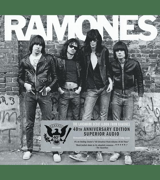 The Ramones - 40th Anniversary Edition Cd