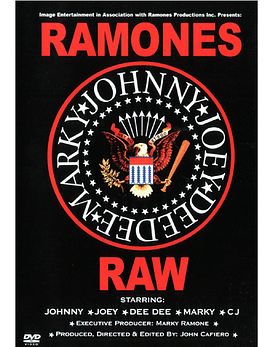 The Ramones · Raw Dvd