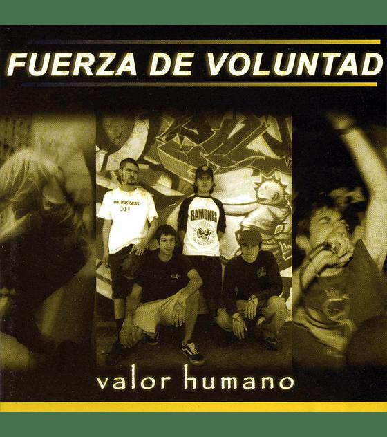 Fuerza de voluntad · Valor Humano CD