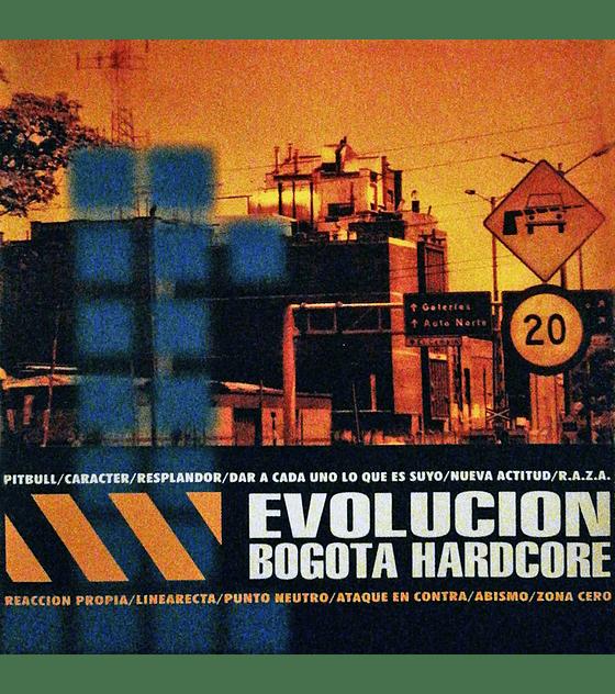 Evolución Bogota Hardcore · Compilado CD