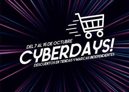 Cyberdays 2019 de tiendas independientes.