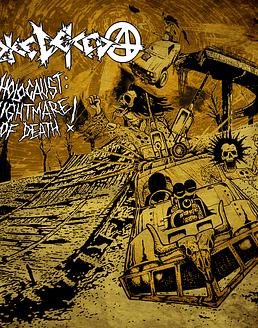 Toke de keda · Holocaust: Nightmare Of Death! 12'' LP