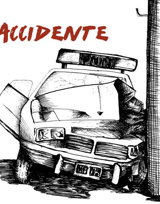 Accidente · s/t Lp