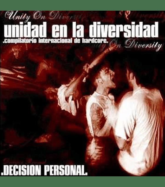 Unidad en la diversidad · Compilado Internacional Cd