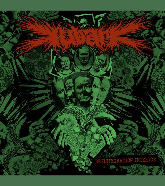 Kubark · Desintegración Interior CD