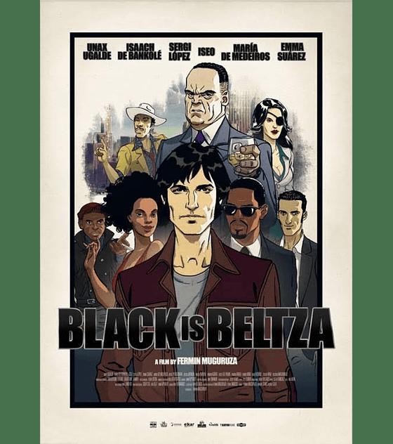 Fermin Muguruza · Black Is Beltza DVD