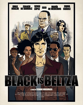 Fermin Muguruza · Black Is Beltza DVD