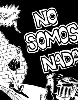 La Polla Records · No Somos Nada 12''
