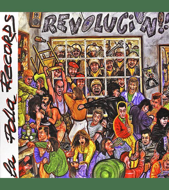 La Polla Records · Revolución 12''