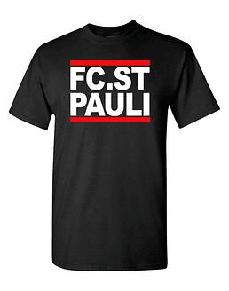 Polera M/C St. Pauli · Fc