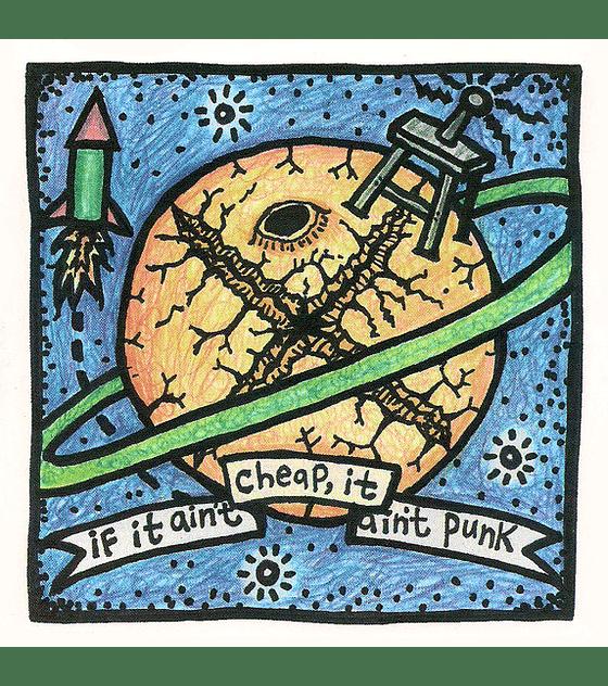 If It Ain't Cheap, It Ain't Punk · Compilado CD