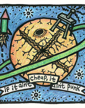 If It Ain't Cheap, It Ain't Punk · Compilado Cd