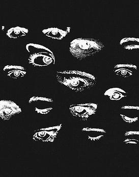 Parche Serigrafia · Ojos