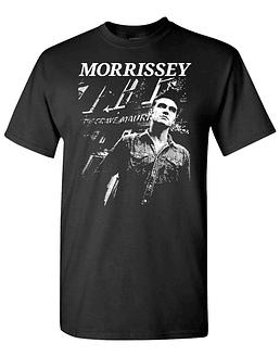 Polera M/C Serigrafía Morrissey