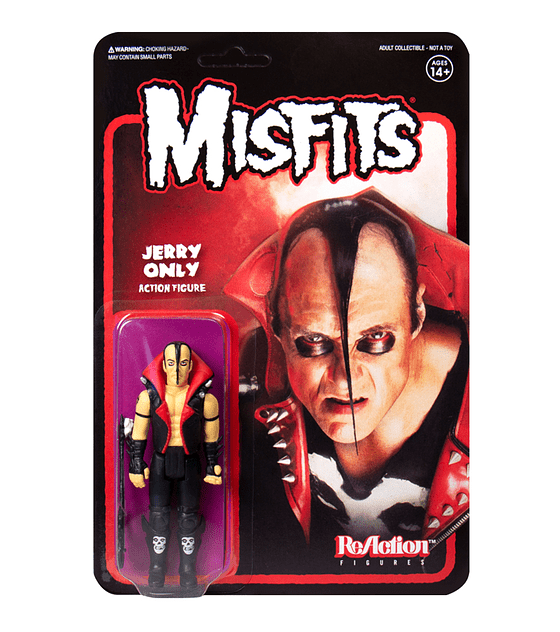 Misfits Figura Original de Jerry Only (Importada)