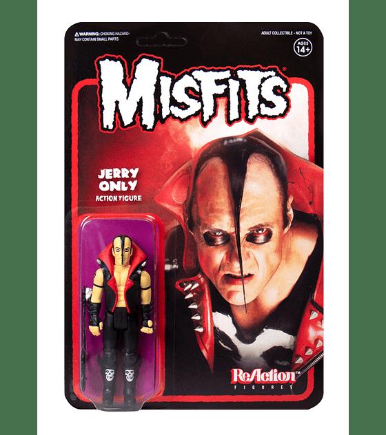 Misfits Figura Original · Jerry Only (Importada)