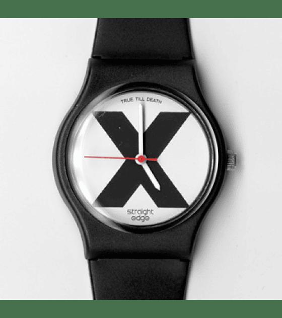 Reloj Straight Edge - X Watch
