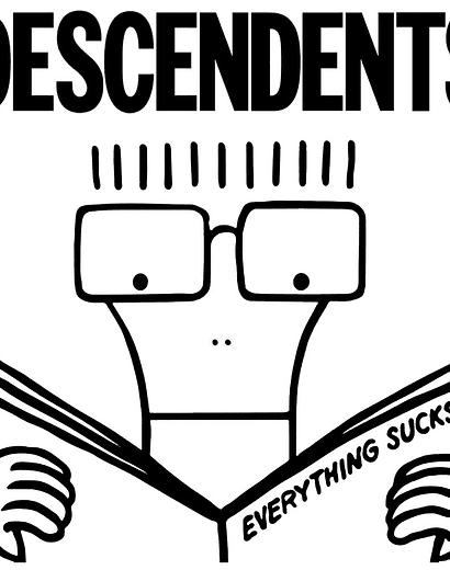 Descendents · Everything Sucks LP 12''