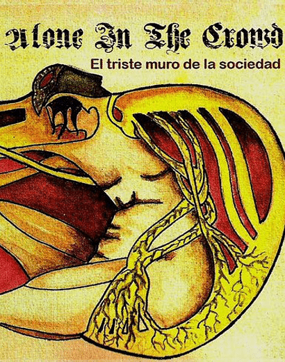 Alone In The Crowd  · El Triste Muro De La... Cd