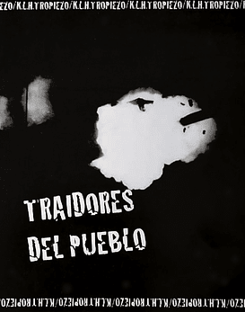 Tropiezo & K.L.H. · Traidores del Pueblo Split Cd