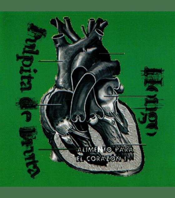Hongo & Pulpita De Fruta · Alimento Para El Corazón CD