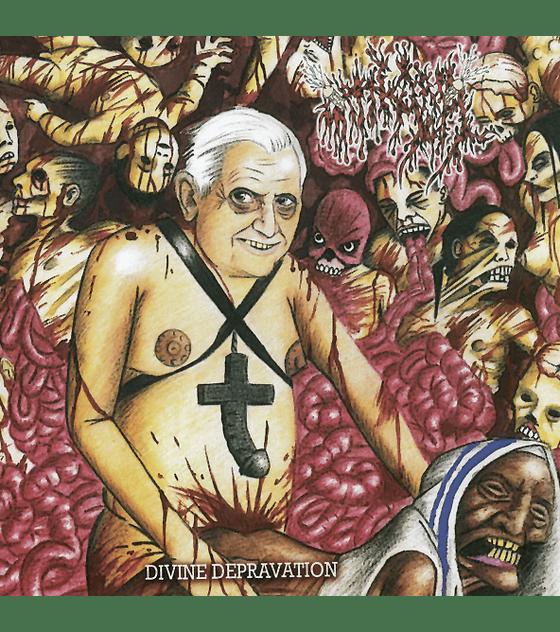 Urtikaria Anal · Divine Depravation Cd
