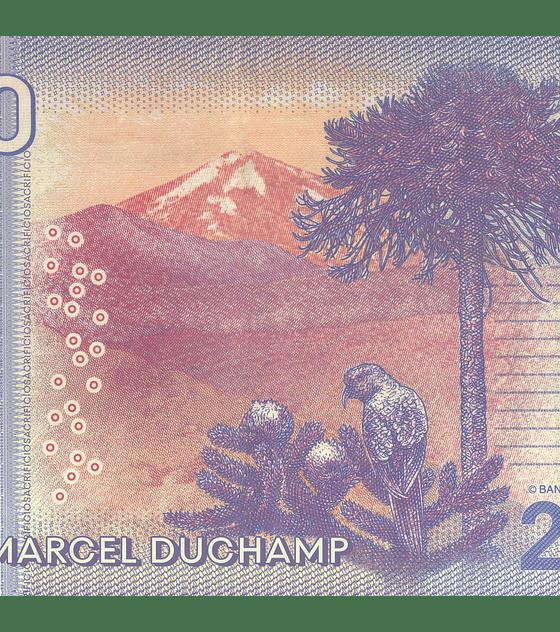Marcel Duchamp · Sacrificio CD