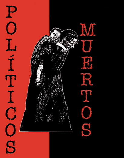 Políticos Muertos · S/t CD