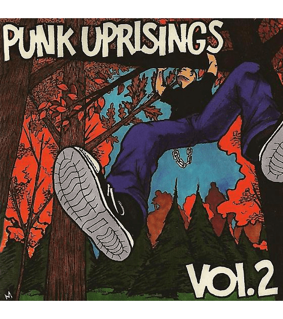V/A · Punk Uprisings Vol.2 CD