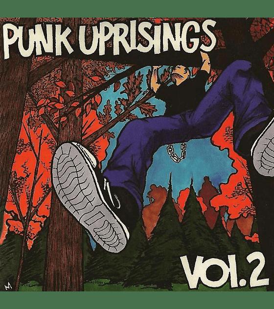 V/A · Punk Uprisings Vol.2 CD
