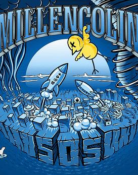 Millencolin · SOS LP 12''