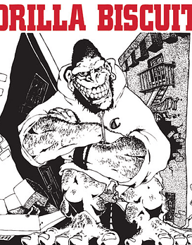 Gorilla Biscuits · CDep