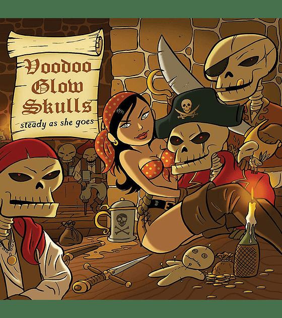 Voodoo Glow Skulls · Steady As She Goes LP 12''