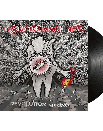 The Suicide Machines · Revolution Spring LP 12''