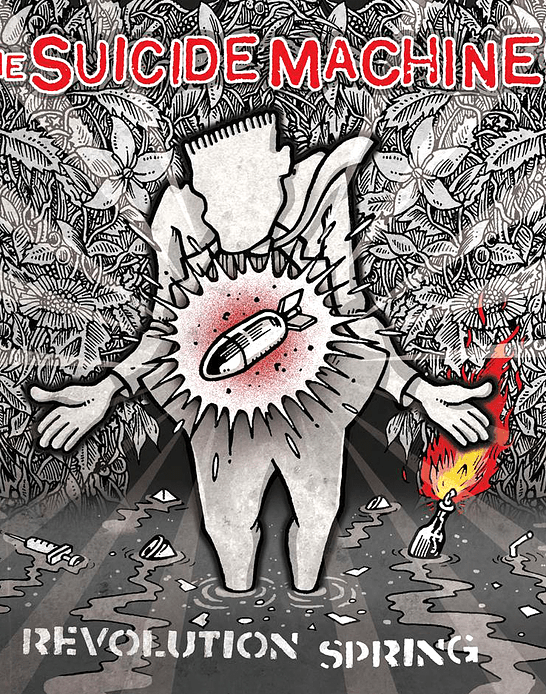 The Suicide Machines · Revolution Spring CD