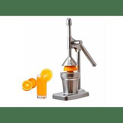 Exprimidor Jugo Manual Acero Inoxidable Naranja 577-004