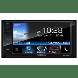 KENWOOD DMX718WBTL  Receptor de medios digitales con Bluetooth