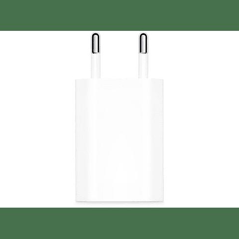 CARGADOR APPLE ORIGINAL IPHONE  5W USB