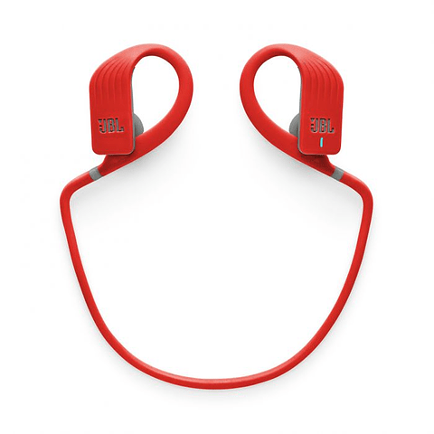 Audifono Bluetooth Endurance JUMP Rojo