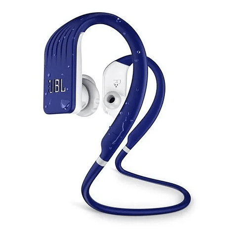 Audifono Bluetooth Endurance JUMP Azul