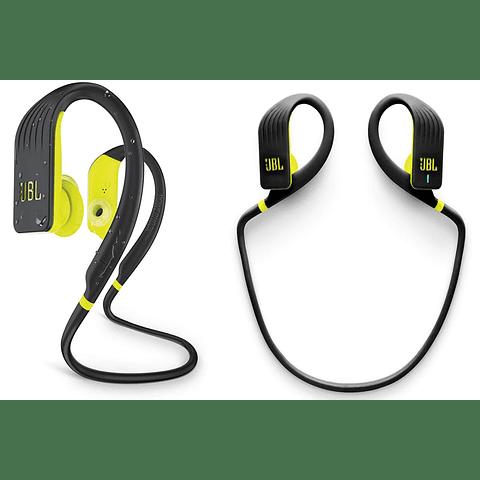 Audifono Bluetooth Endurance JUMP Amarillo/Negro