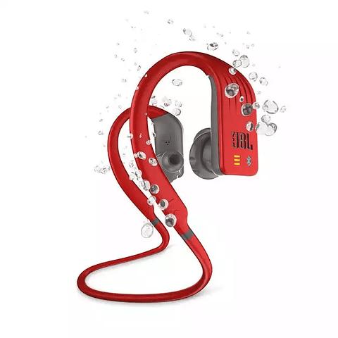 Audifono Contra Agua JBL Endurance Dive Rojo