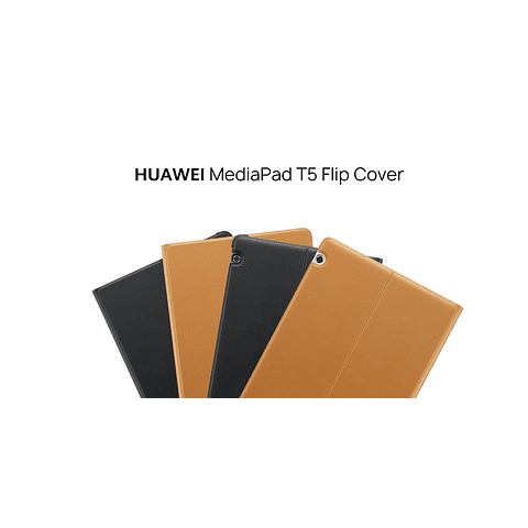 Funda Original Huawei para Huawei Tablet T5-10 Color NEGRO  (no incluye tablet)